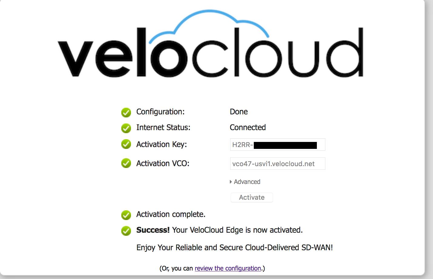 Unboxing of VeloCloud Edge 510 | Cloud-simple net